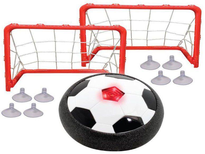 Flat Ball Soccer Disk Emite Luz Maccabi Art