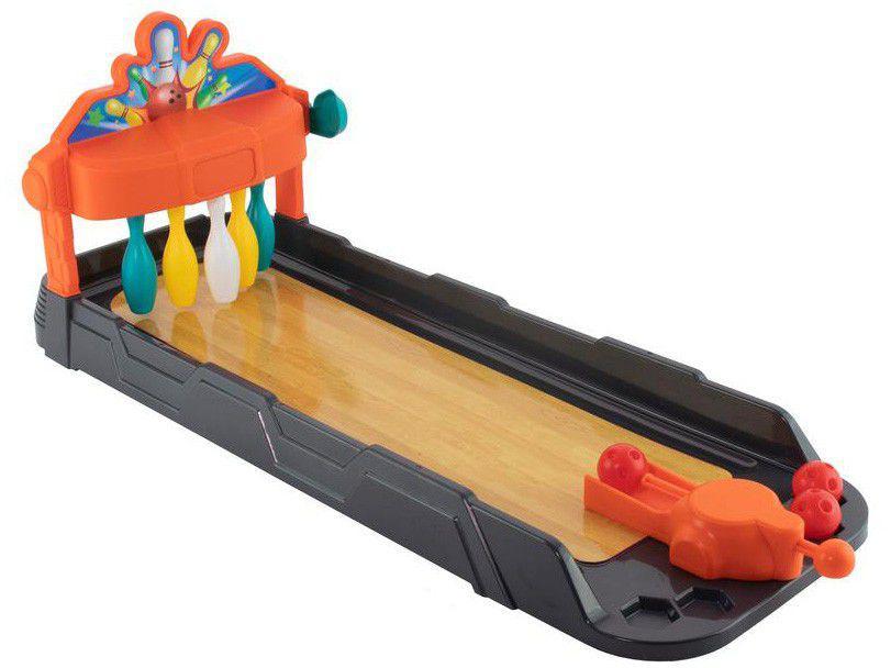 Boliche de Brinquedo 4 Peças Maccabi Art