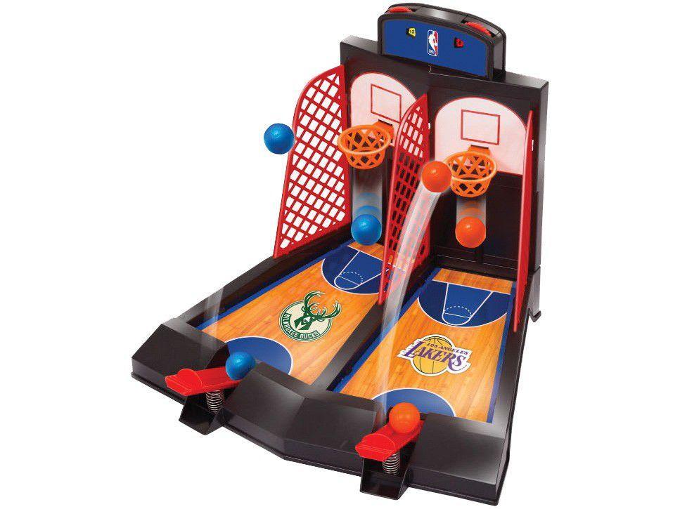 Jogo de Basquete Infantil NBA Maccabi Art