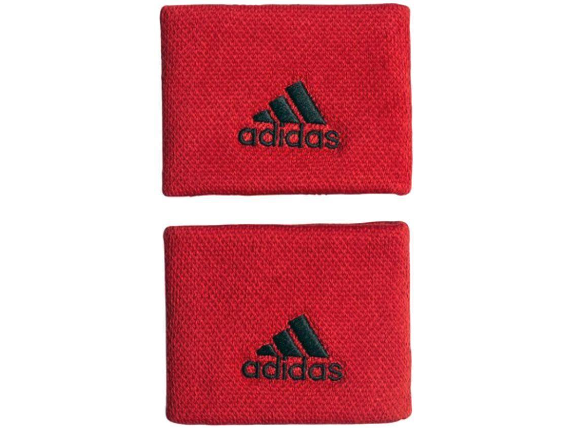 Munhequeira Adidas X2 Vermelha 1 Par
