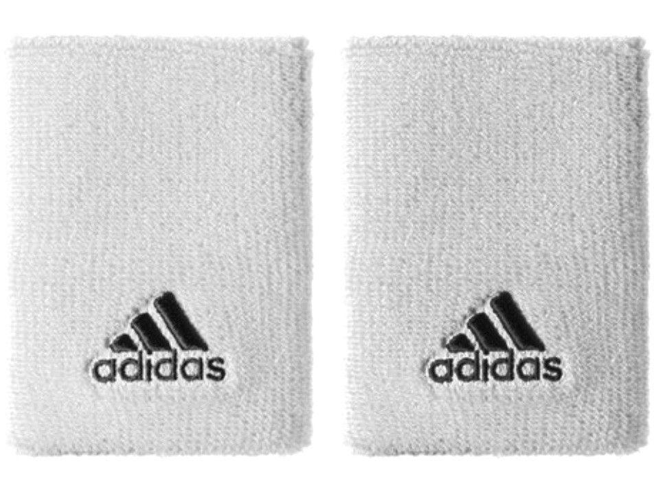 Munhequeira Adidas X2 Branca 1 Par