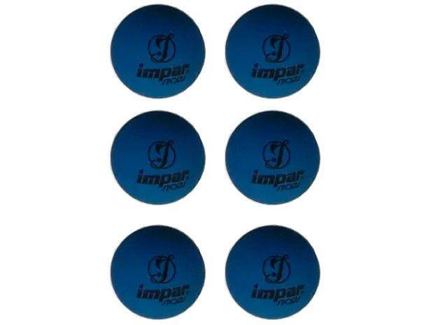 Bola de Frescobol Ímpar Sports 206 6 Unidades