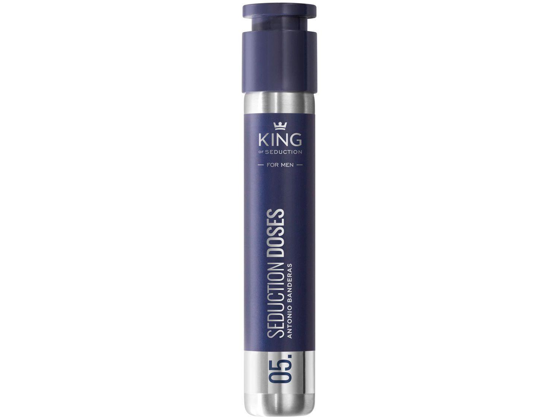 Perfume Antonio Banderas king Of Seduction Doses - Masculino Eau de Toilette 30ml