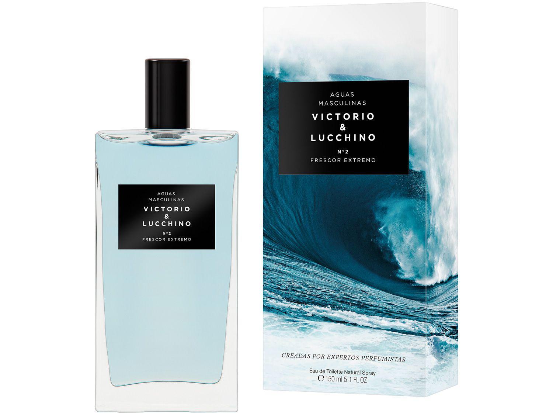 Perfume Victorio & Lucchino Frescor Extremo N°2 - Masculino Eau de Toilette 150ml