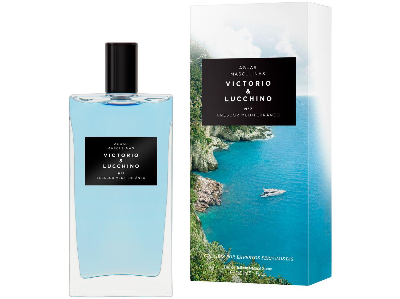 Perfume Victorio & Lucchino Frescor Mediterrâneo - N°7 Masculino Eau de Toilette 150ml