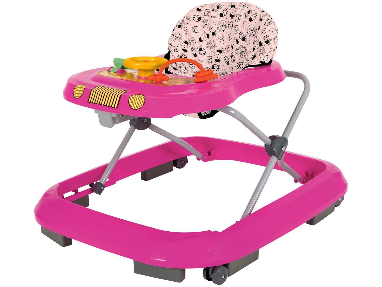 Andador Infantil Tutti Baby Safari Plus