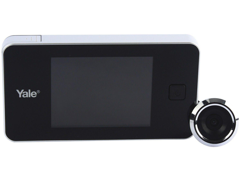 """Olho Mágico Digital com Câmera Yale - Real View JY8032 LCD 3,2"""""""