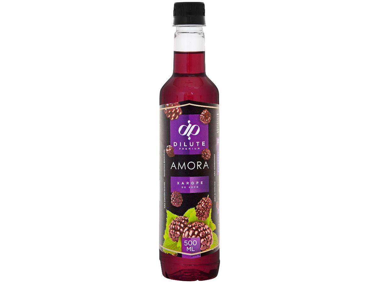 Xarope Dilute Premium Amora 500ml