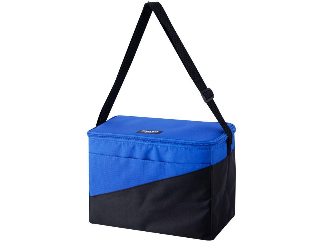 Bolsa Térmica Igloo 9L Tech Soft Azul e Preto
