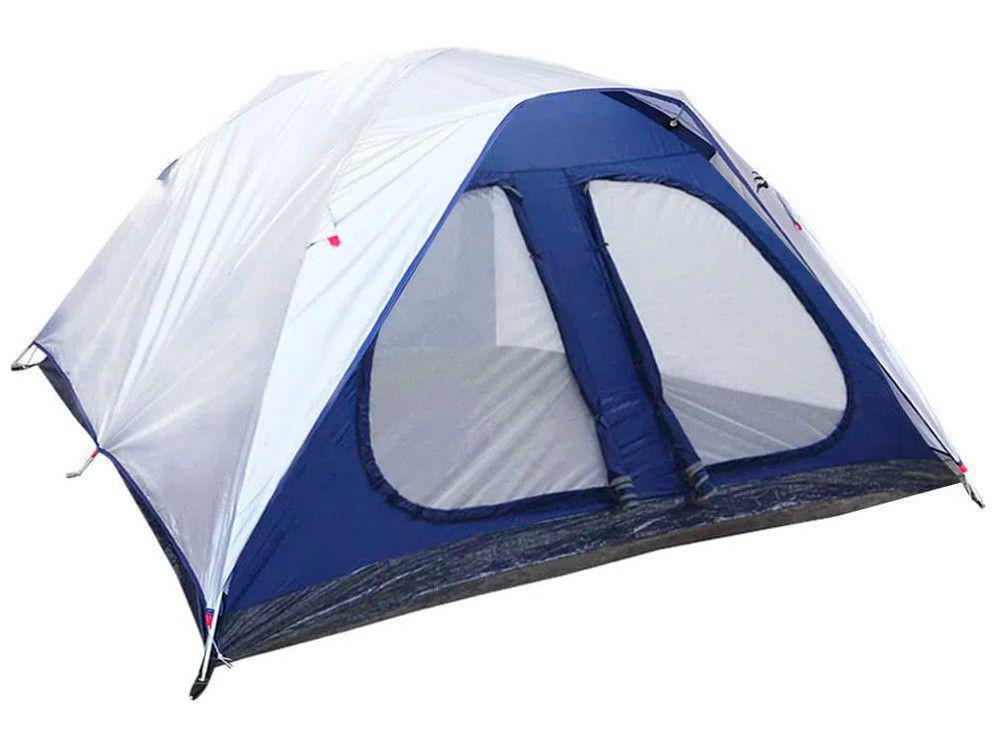 Barraca de Camping Nautika Iglu 8 Pessoas Dome