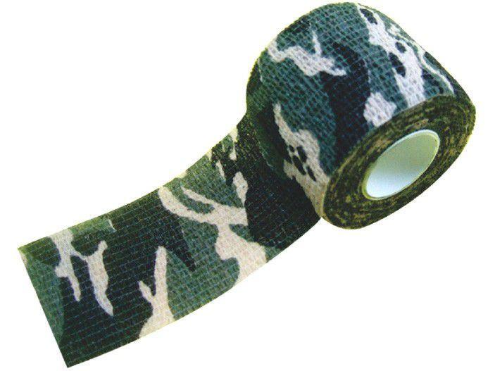 Fita Camo Tape Reutilizável Camuflado Nautika - Tático