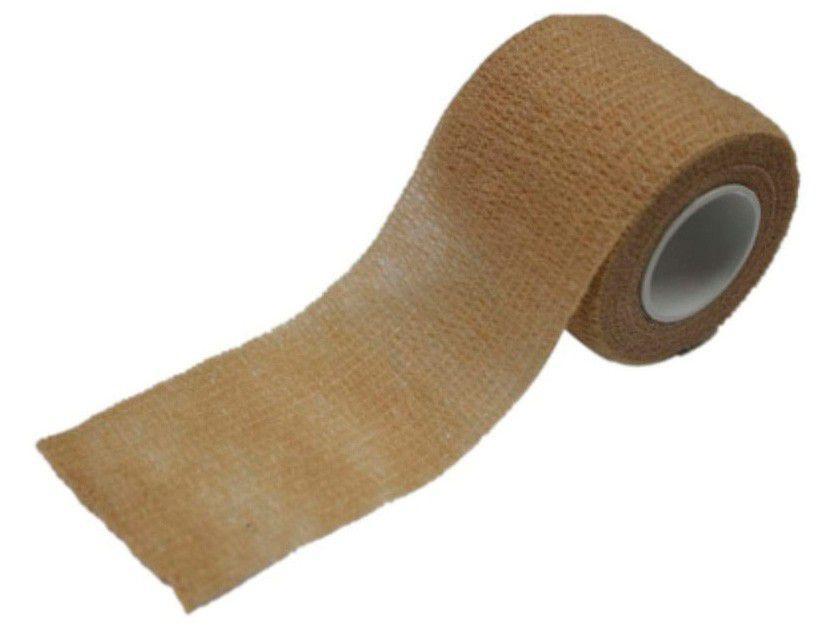 Fita Camo Tape Reutilizável Caqui Nautika Tático