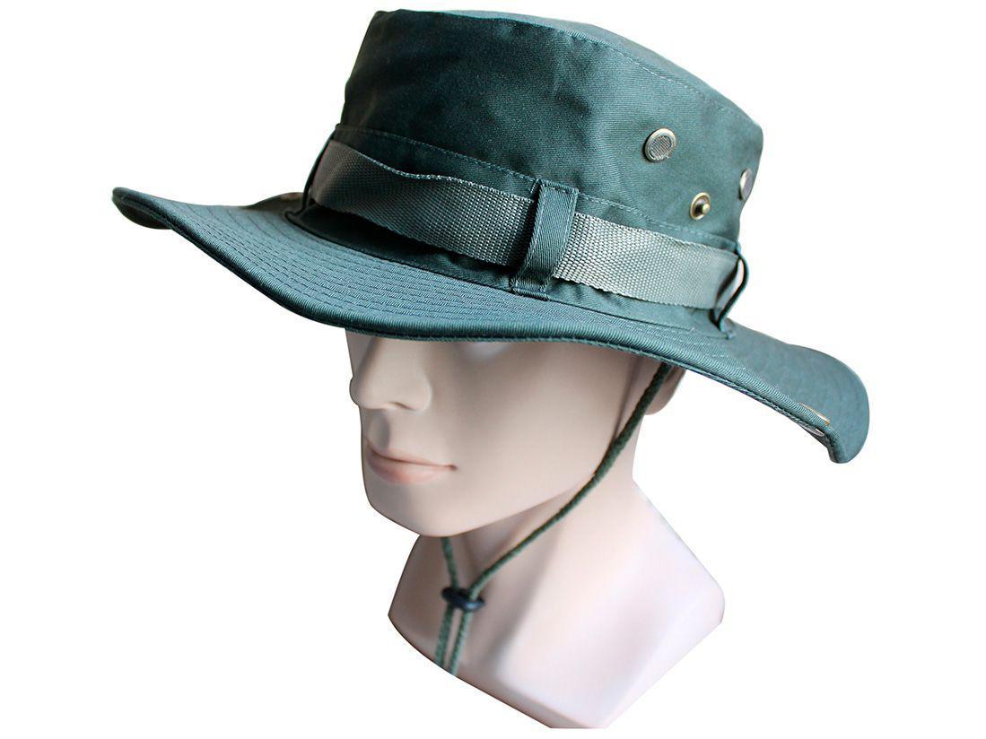 Boonie Hat NTK Tático Verde Oliva Tam. Único