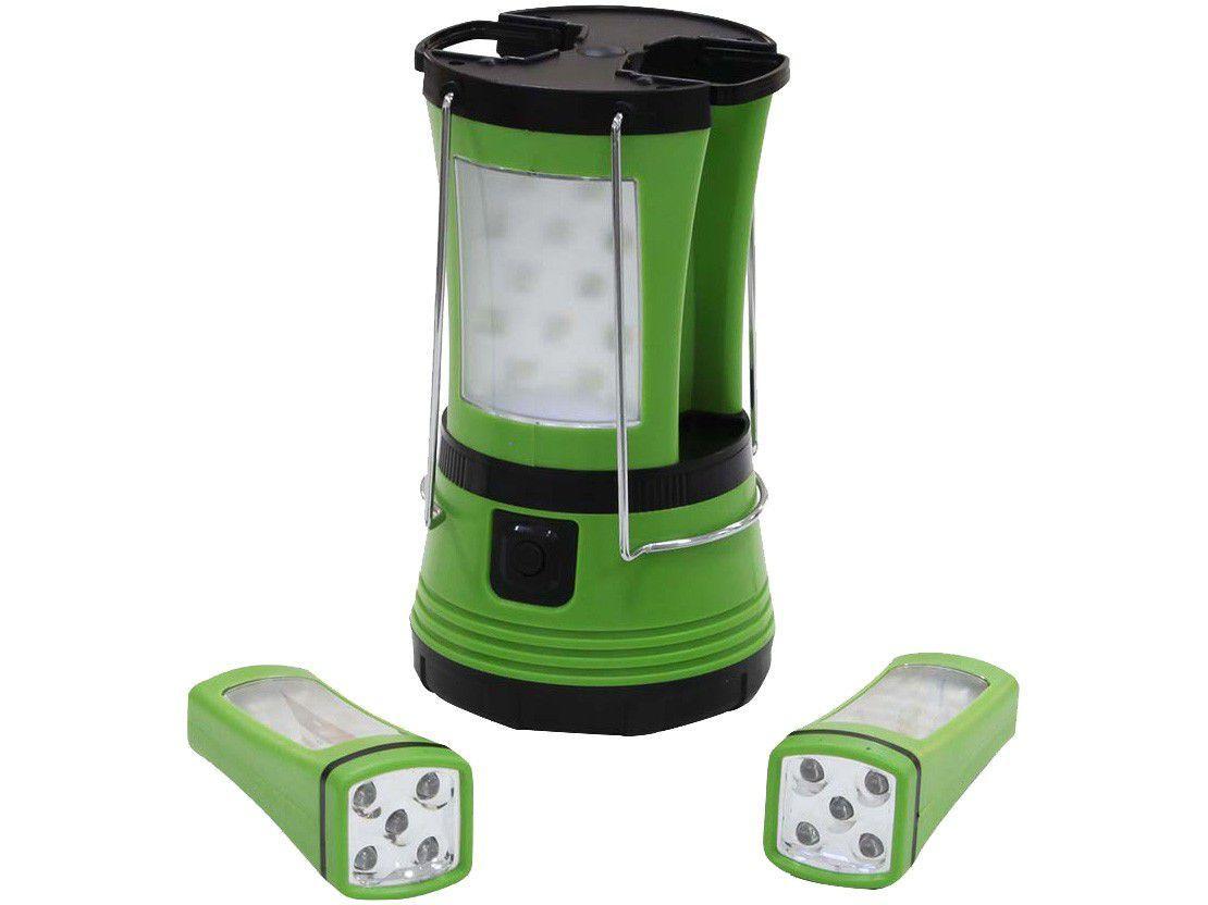 Lampião LED Nautika Team