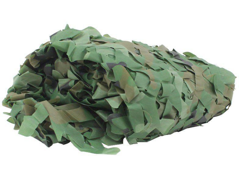 Rede de Camuflagem 2x3m NTK Forest