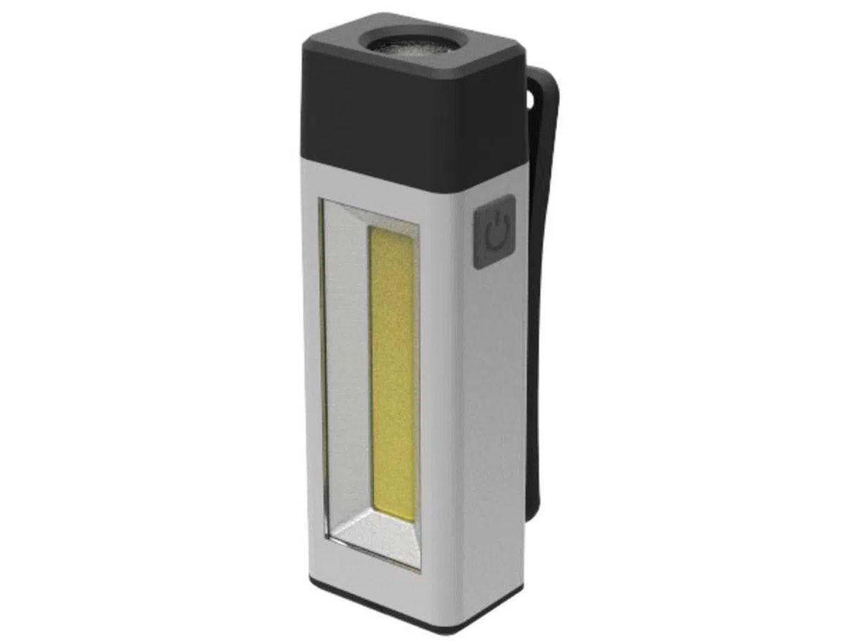 Lanterna de Mão e Cabeça Nautika 100 Lúmens - Exterminator
