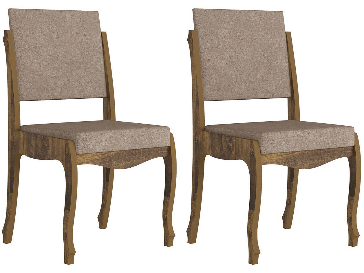 Cadeira para Sala de Jantar RV Móveis Benfica II
