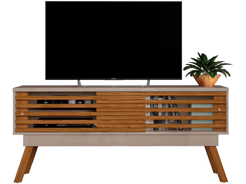 """Rack com Painel para TV até 65"""" 2 Portas - Madetec Frizz 1.5"""