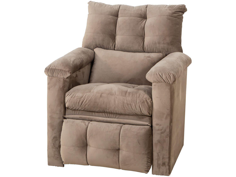 Poltrona do Papai Reclinável 2 Posições Berflex - Nylon Confort