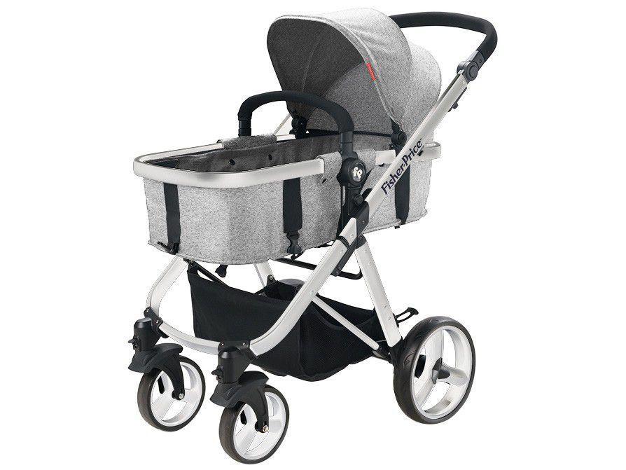 Carrinho de Bebê Fisher-Price Hero TS - BB594 0 a 15kg