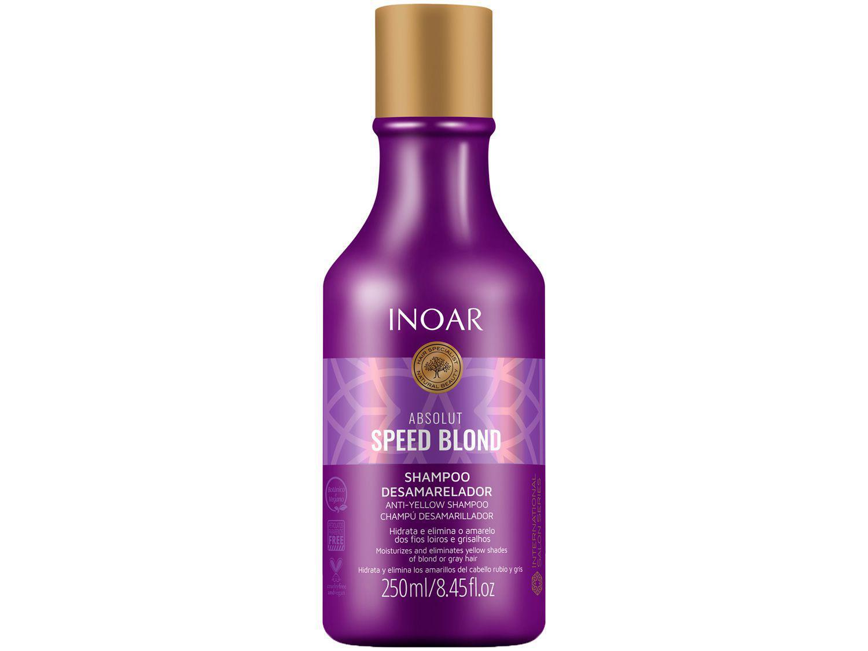 Shampoo Inoar Absolut Speed Blond 250ml