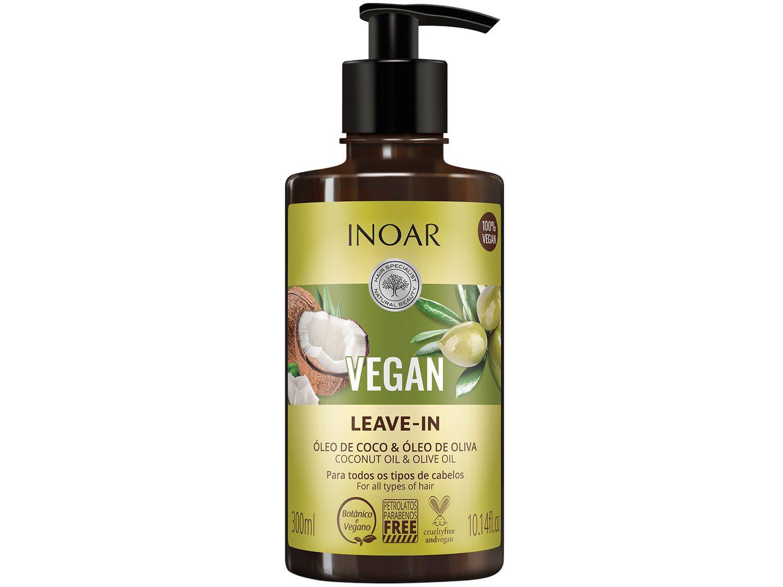 Leave-in Inoar Vegan 300ml