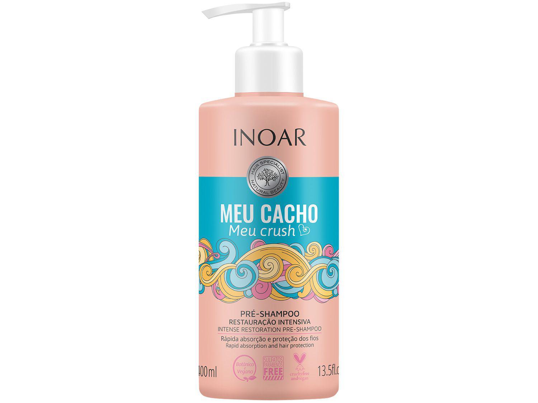 Pré-Shampoo Inoar Meu Cacho Meu Crush 400ml