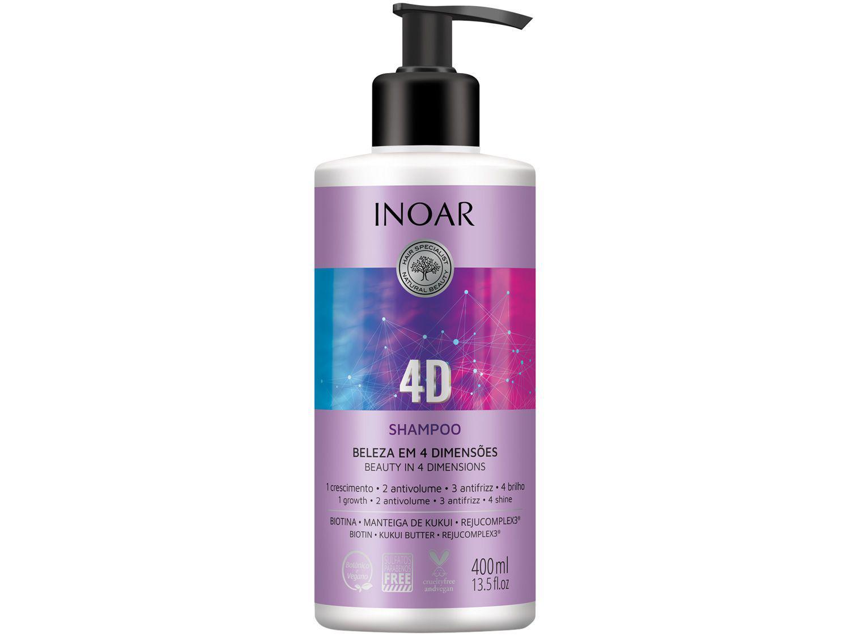 Shampoo Inoar 4D 400ml
