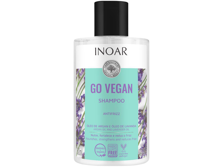 Shampoo Inoar GO Vegan Antifrizz 300ml