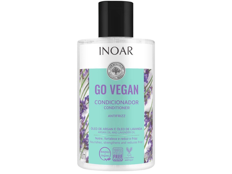 Condicionador Inoar GO Vegan Antifrizz 300ml