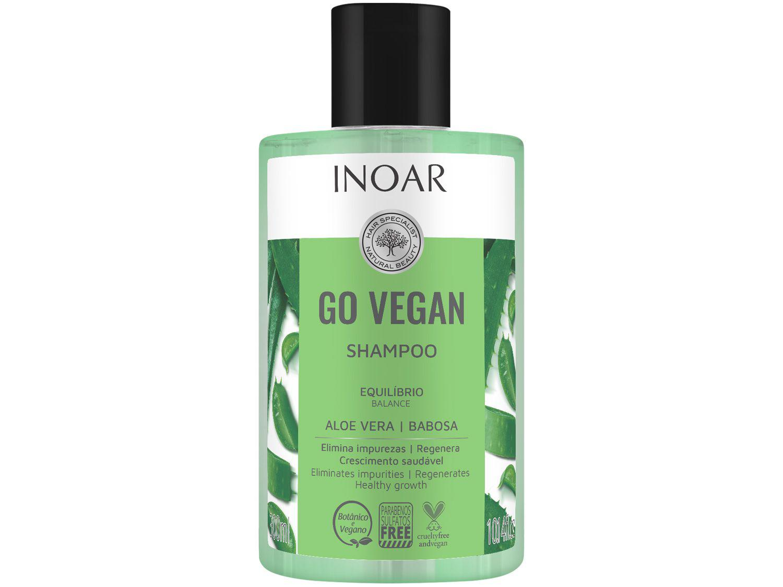 Shampoo Inoar GO Vegan Aloe Vera 300ml
