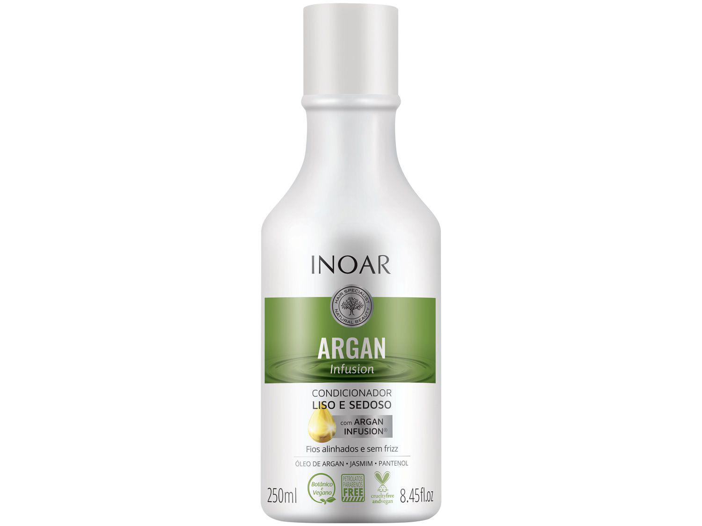 Condicionador Inoar Argan Infusion Liso e Sedoso - 250ml