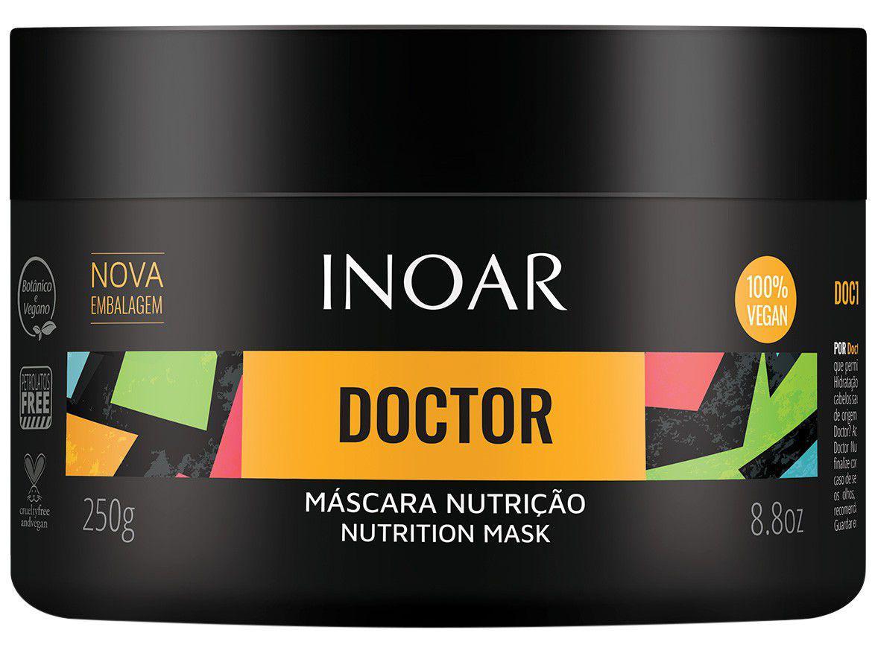 Máscara de Nutrição Inoar Doctor 250g