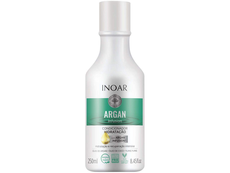 Condicionador Inoar Argan Infusion Hidratação - 250ml