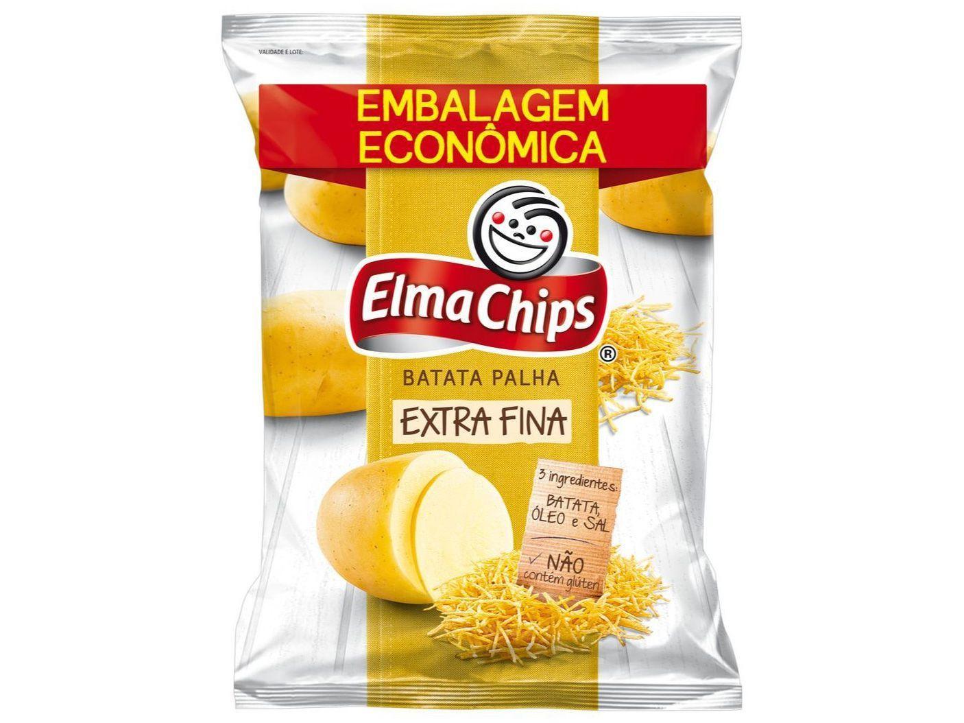 Batata Palha Elma Chips Extra Fina 205g