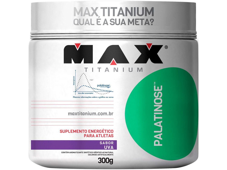 Palatinose Max Titanium Uva 300g