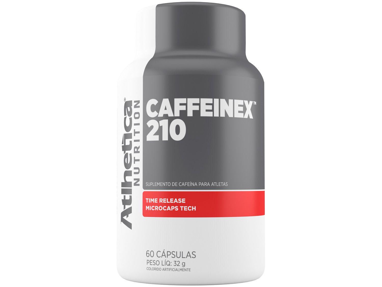 Cafeína Atlhetica Nutrition Caffeinex em Cápsulas - 60 Cápsulas