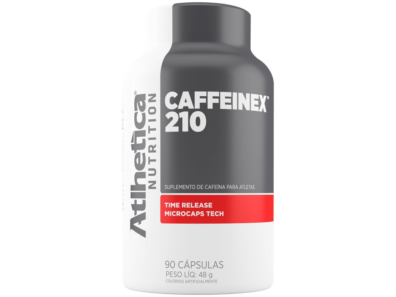 Cafeína Atlhetica Nutrition Caffeinex em Cápsulas - 90 Cápsulas
