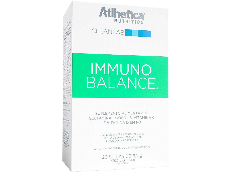 Multivitamínico Atlhetica Nutrition - Cleanlab Immuno Balance 20 Sticks