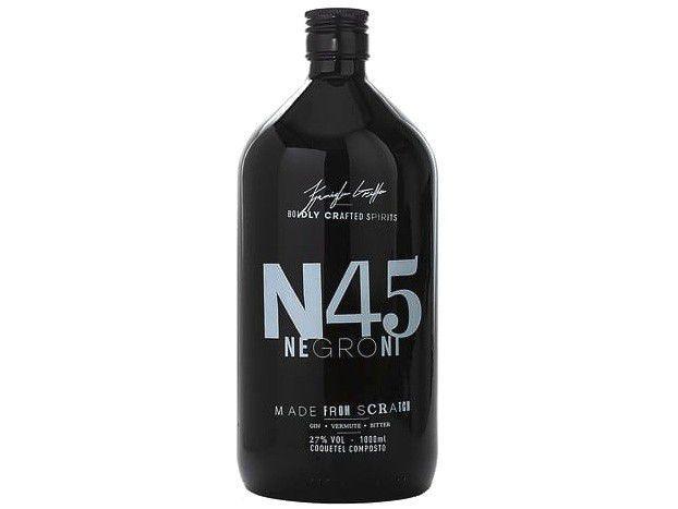 Aperitivo N45 Negroni Frutado e Herbal 1000ml