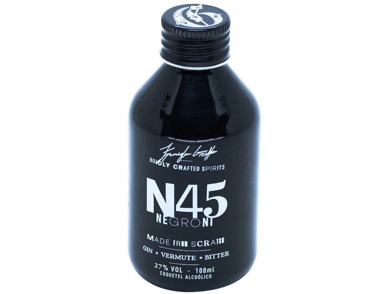 Aperitivo N45 Negroni Frutado e Herbal 100ml