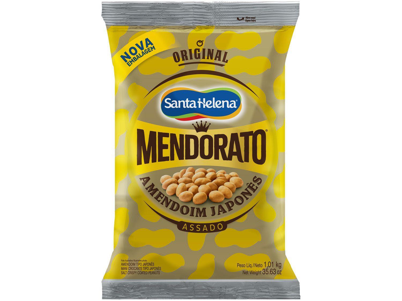 Amendoim Salgado Japônes Mendorato 1,01kg