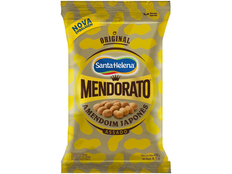 Amendoim Salgado Japônes Mendorato Original 400g