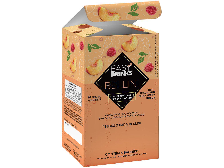 Preparo para Drink Easy Drinks Clássicos Bellini - 252g
