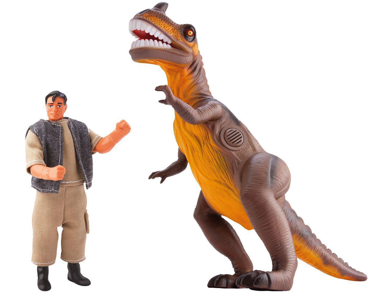 Dinossauro Dinopark Hunters Bee Toys
