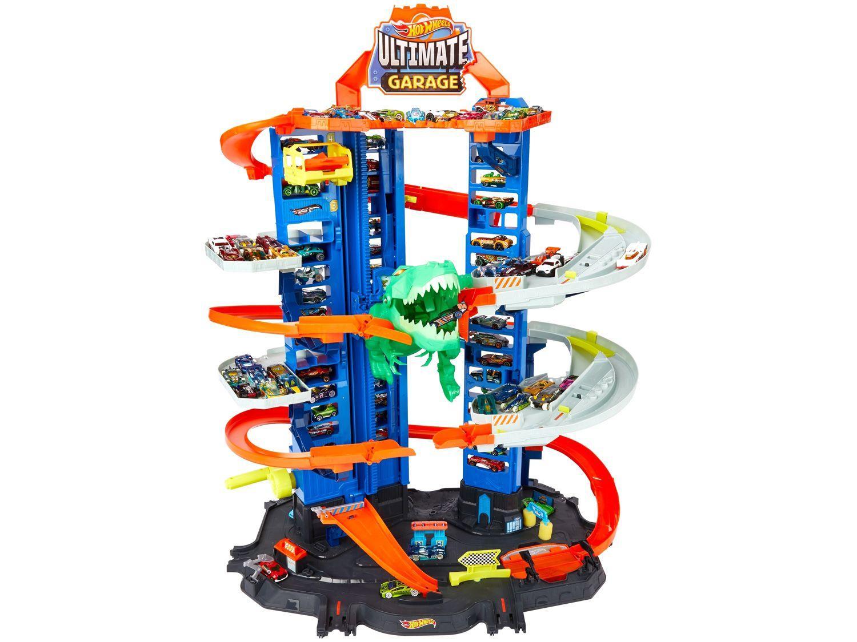 Garagem Hot Wheels City Ultimate Garage - Mattel