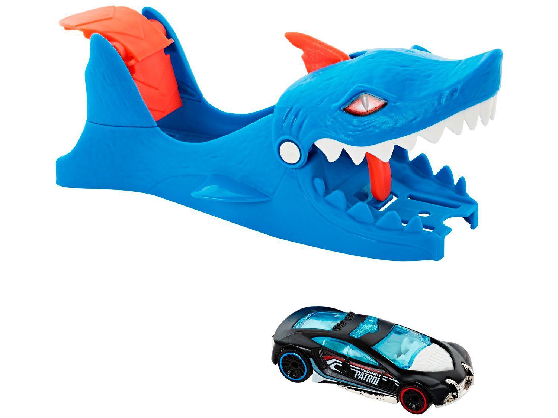 Lançador de Carros Hot Wheels Nêmesis Mattel