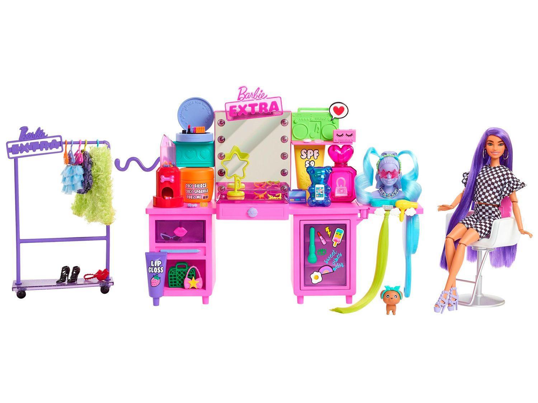 Playset Barbie Penteadeira Fashion Mattel