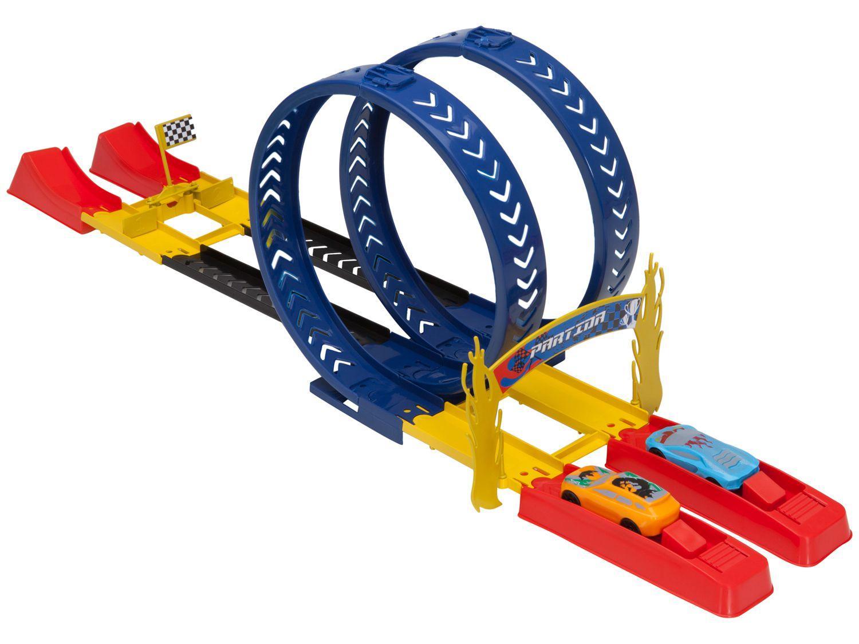 Pista Race looping Challenge Samba Toys