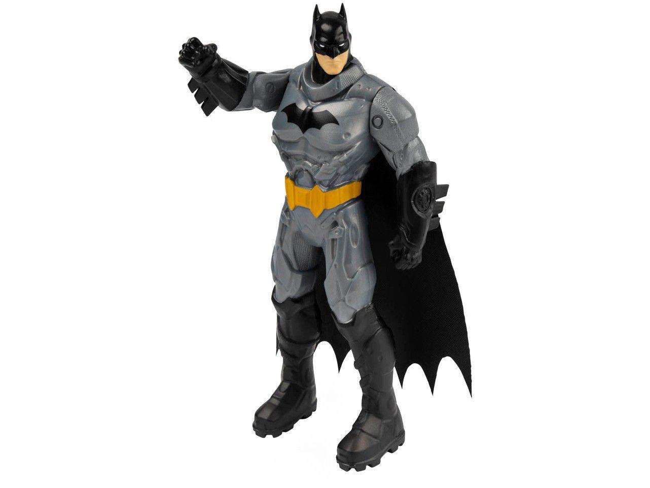 Boneco Batman DC 14,5cm Sunny Brinquedos